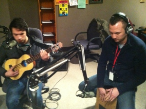 Diego Chi and Juan-Carlos Chaurand of Making Movies