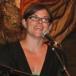 Sarah Carpenter performing in a benefit for 90.1 FM KKFI
