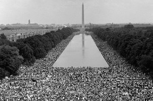 The March on Washington for Jobs and Freedom (Wednesday, August 28, 1963)