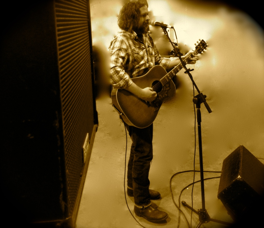 Tommy Donoho of Money Wolf Music