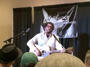 Bobby Bare, Jr. at Folk Alliance International