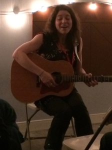 Kris Delmhorst at Folk Alliance International