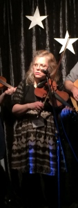 Betse Ellis at Folk Alliance International