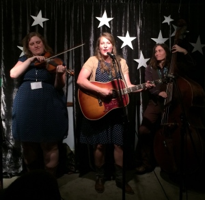 The Carper Family at Folk Alliance International