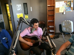 Thom Hoskins plays LIVE on Wednesday MidDay Medley, July 2, 2014
