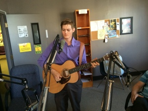 Jamie Searle plays LIVE on Wednesday MidDay Medley. July 2, 2014