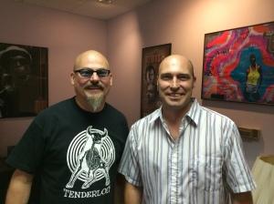 Matt Kesler and Bill Sundahl (July 30, 2014)
