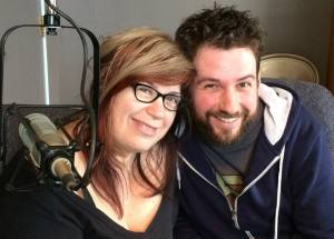 Judy Mills and Christian LaBeau of Mills Record Company