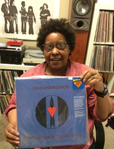 Marion Merritt of Records With Merritt