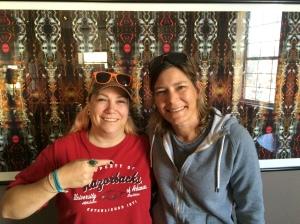 Sondra Freeman and Kristie Stremel on the November 5, 2014 Wednesday MidDay Medley