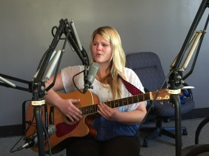Lauren Anderson plays LIVE on the August 19, 2015, Wednesday MidDay Medley.