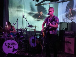 Crushed Out at KC Psych Fest at recordBar, Oct. 2, 2015