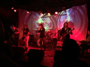 The Philistines at KC Psych Fest at recordBar, Oct. 2, 2015