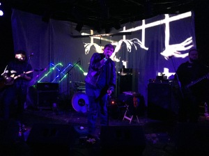 Merlin at KC Psych Fest at recordBar, Oct. 2, 2015