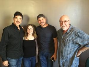 Nico Gray, Alyssa Murray, Ty Herndon, & Greg Morey