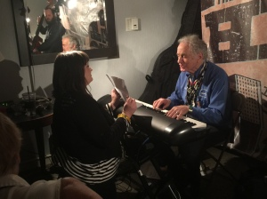 David Amram at Folk Alliance International, Friday, February 19, 2016