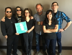 Rod Peal, Cody Wyoming, Kimmie Queen, Josh Mobley, Michelle Bacon, and Steve Gardels of The Philistines on the May 25, 2016 Wednesday MidDay Medley.
