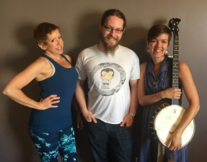 Beth Byrd, Patrick Rippeto, and Teri Quinn on the July 20, 2016 edition of Wednesday MidDay Medley