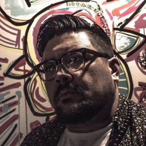 Artist, poet, musician, Chico Sierra