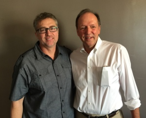 John Scott and John Nobles on the August 17, 2016 edition of Wednesday MidDay Medley