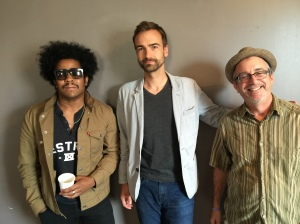 Joshua Allen, Barclay Martin, & Moti Rieber on the Sept. 14, 2016 Wednesday MidDay Medley
