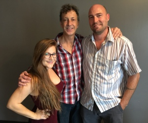 Jessica Paige, Ron Megee, Bill Sundahl on the August 31, 2016 Wednesday MidDay Medley