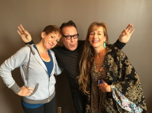 Beth Byrd, Michael McQuary, Janet Henry, on the October 26, 2016 Wednesday MidDay Medley