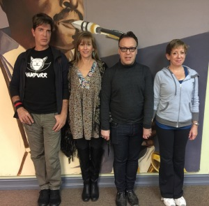 Nico Gray, Janet Henry, Michael McQuary, Beth Byrd on the October 26, 2016 Wednesday MidDay Medley