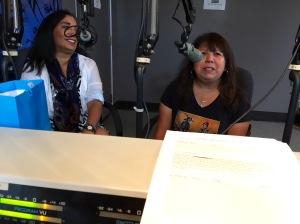 Maria Vasquez Boyd & Jenny Mendez