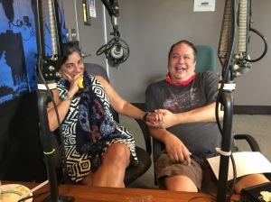 Maria Vasquez Boyd & Philip blue owl Hooser